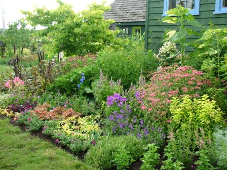 Cottage garden secretgardenhome for Cottage garden design