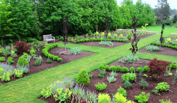 AFTER-New Formal Garden