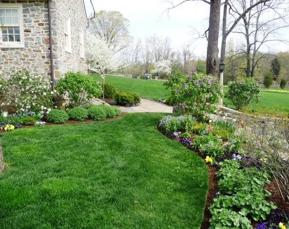 Jerry fritz garden design linden hill gardens jerry for Spring hill nursery garden designs