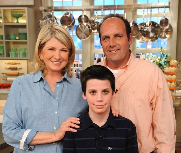 Martha Stewart show Jerry Fritz