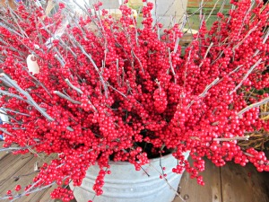 Winterberry Bouquet