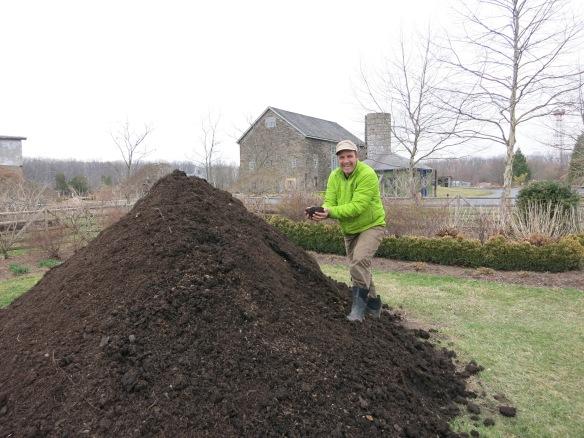 Compost 2015 The Good Stuff Linden Hill Gardens Jerry Fritz Garden Design