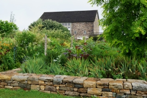 hill garden design ideas